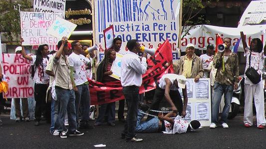 Manifestazione ASPER
